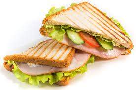 Сэндвич Клаб с карбонатом