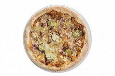 Пицца Четыре сезона средняя
