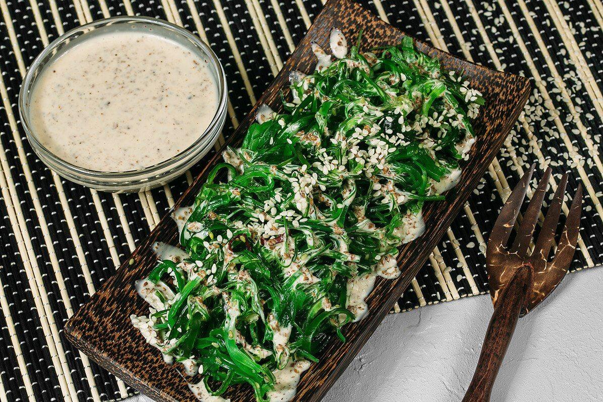 Салат Чука (1 порция)