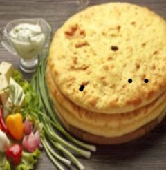 Пирог с капустой 450гр