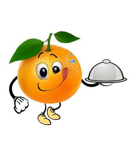 Апельсин Суши
