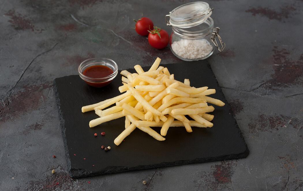 Картофель фри 120 гр. + 1 соус