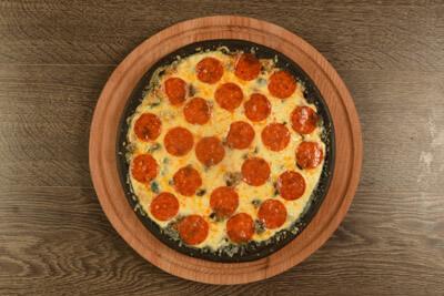 Пицца Black Пепперони 21см