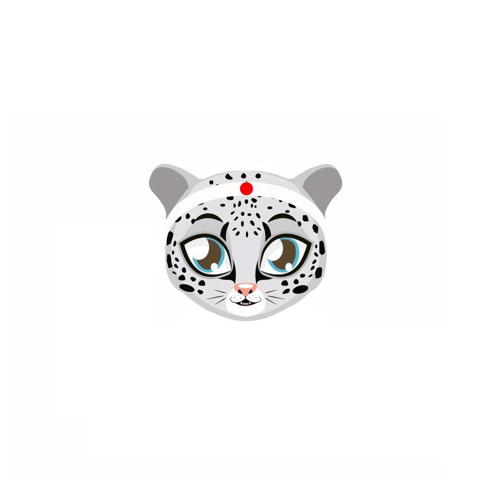 Снежный барс, тигр, гепард PNG | HotPNG | 1000x1000