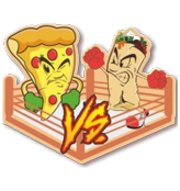 Пицца VS Шаурма