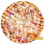 Пицца Барбекю 600 г