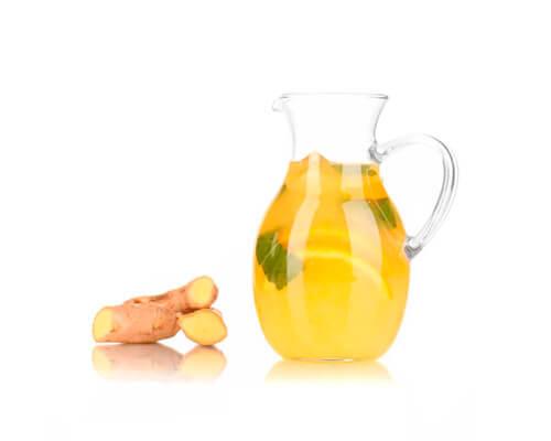 Лимонад имбирный (0,5 л)