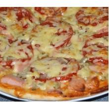 Пицца по-пьемонтски
